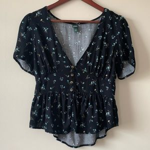 Wild Fable blouse Size XL